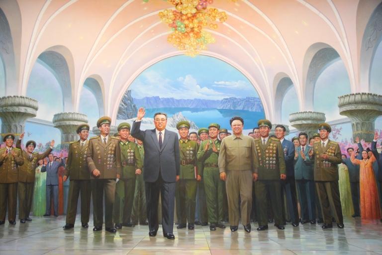 Pohjois-Korea 488